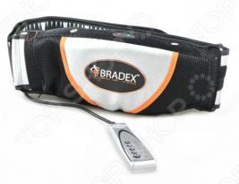 Пояс массажный с разогревающим эффектом Bradex «Совершенный силуэт»