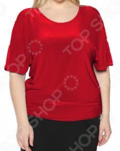 Блуза Pretty Woman «Фруктовый заряд». Цвет: красный