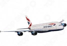 Сборная модель гражданского самолета Revell Airbus A380 Emirates