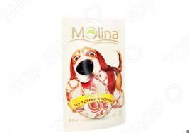 Лакомство для собак Molina 0757 «Рулетики из трески и курицы»