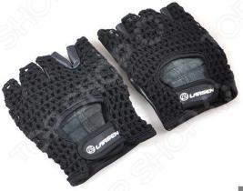 Перчатки для тяжелой атлетики и фитнеса Larsen NT503