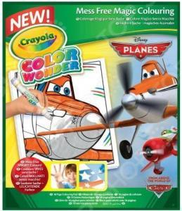 Раскраска Crayola «Самолеты»