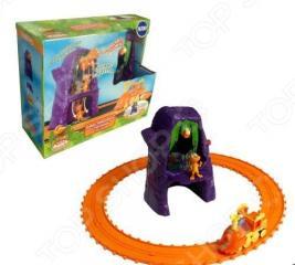 Поезд игрушечный Поезд Динозавров «Т-Рекс»