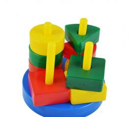 Игра развивающая для малыша Строим вместе «Логический диск»