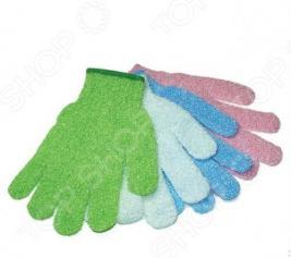 Мочалка для душа Банные штучки перчатка. В ассортименте