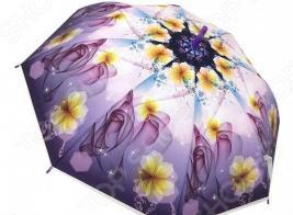 Зонт Мультидом «Цветы» FX24-20