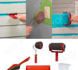 Набор для покраски потолка и стен Top Shop «Мастер краски 5в1»