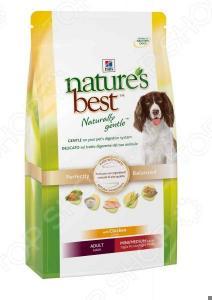 Корм сухой для собак мелких и средних пород Hill's Nature's Best с курицей и овощами