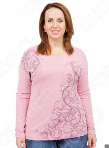 Джемпер BeGood «Янита». Цвет: розовый