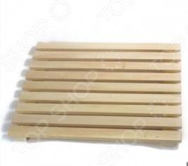 Решетка на пол Банные штучки для бани и сауны