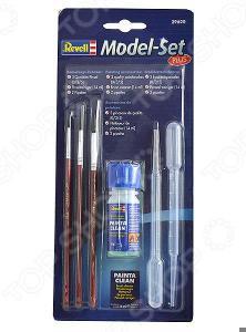 Набор аксессуаров для окрашивания моделей Revell «Model-set»