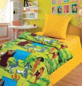 Детский комплект постельного белья Непоседа Урок
