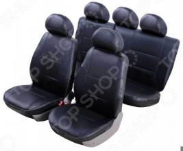 Набор чехлов для сидений Senator Atlant Lada 1119 Kalina 2006-2013 5 подголовников