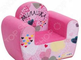 Кресло детское игровое PAREMO «Милашка»