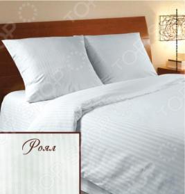 Комплект постельного белья Verossa Constante Royal Stripe. 1,5-спальный