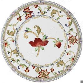 Тарелка обеденная Imari «Кардинал»