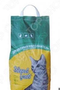 Наполнитель для кошачьего туалета Зверьё моё мелкие гранулы