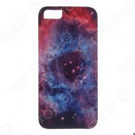 Чехол для iPhone 5 Mitya Veselkov «Космос»