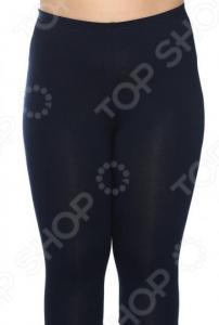 Бриджи Ивассорти «Элегантный силуэт». Цвет: темно-синий