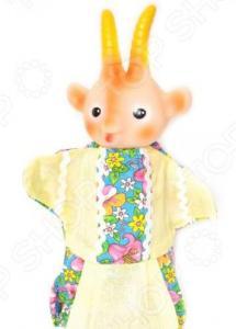 Кукла на руку Русский стиль «Коза». В ассортименте