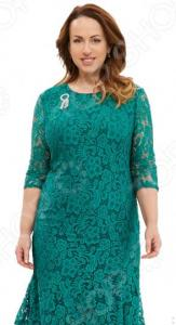 Платье Pretty Woman «Королева Англии». Цвет: зеленый