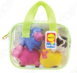 Игрушки для ванны ALEX «Ферма»