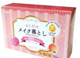 Салфетки для снятия макияжа Kyowa с экстрактом листьев персика