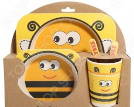 Набор посуды для детей «Пчела»