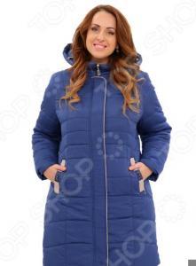Куртка «Солнечный морозный день». Цвет: светло-синий