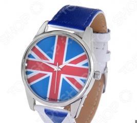 Часы наручные Mitya Veselkov «Британский флаг» ART