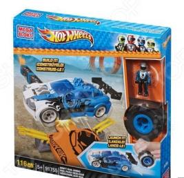 Мини-конструктор Mega Bloks Трек Turbo Tire. В ассортименте