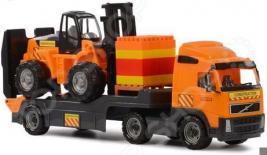 Машина игрушечная с аксессуарами POLESIE Volvo «Супер-Микс»