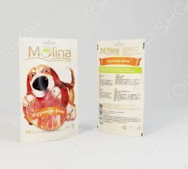 Лакомство для собак Molina 0672 «Куриное филе»