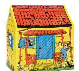 Мягкий домик-палатка Micki «Пеппи ДлинныйЧулок»