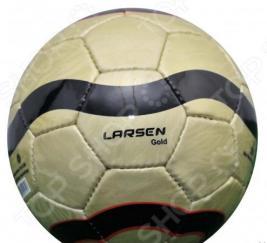 Мяч футбольный Larsen LuxGold