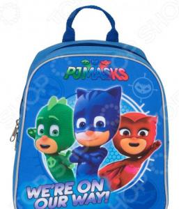 Рюкзак дошкольный PJ Masks 33612
