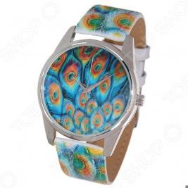 Часы наручные Mitya Veselkov «Павлиньи перья» ART