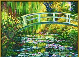 Набор для рисования по номерам Schipper Клод Моне «Пруд с лилиями»
