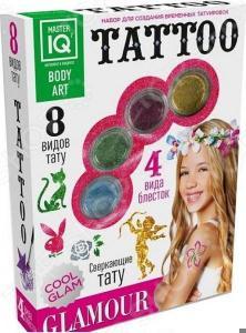 Татуировки временные для девочек Master IQ2 Тaty Glamour