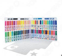 Набор фломастеров Crayola «Maxi markers set»