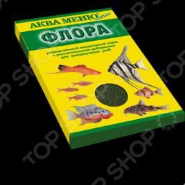 Корм для рыб Аква Меню «Флора»