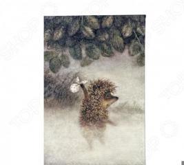 Визитница Mitya Veselkov «Ежик в тумане»
