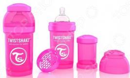 Бутылочка для кормления Twistshake антиколиковая