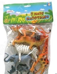 Набор игрушечных животных 1 TOY Т50465