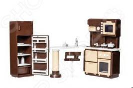 Набор мебели игрушечный Огонек для кухни «Коллекция»