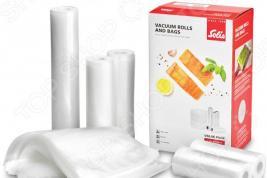 Набор: рулоны и пакеты для вакуумного упаковщика Solis Value Pack
