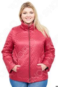 Куртка СВМ-ПРИНТ «Фотина». Цвет: брусника