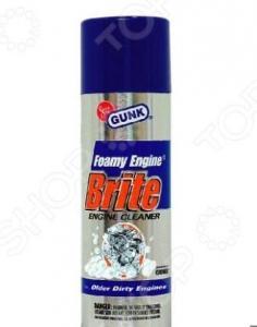 Очиститель двигателя пенный GUNK FEB-1