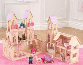 Домик кукольный KidKraft «Замок принцессы»