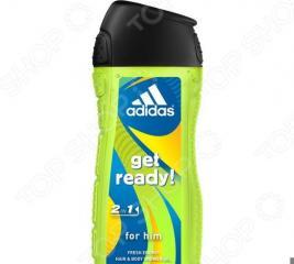 Гель для душа Adidas Get Ready Male